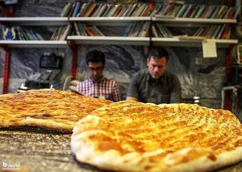 شرایط دریافت کالابرگ یارانه نان برای مرداد 1400