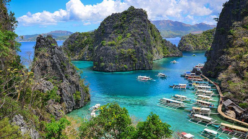جاذبه گردشگری و دیدنی فیلیپین