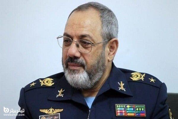 عزیز نصیرزاده جانشین رئیس ستاد کل نیروهای مسلح کیست؟