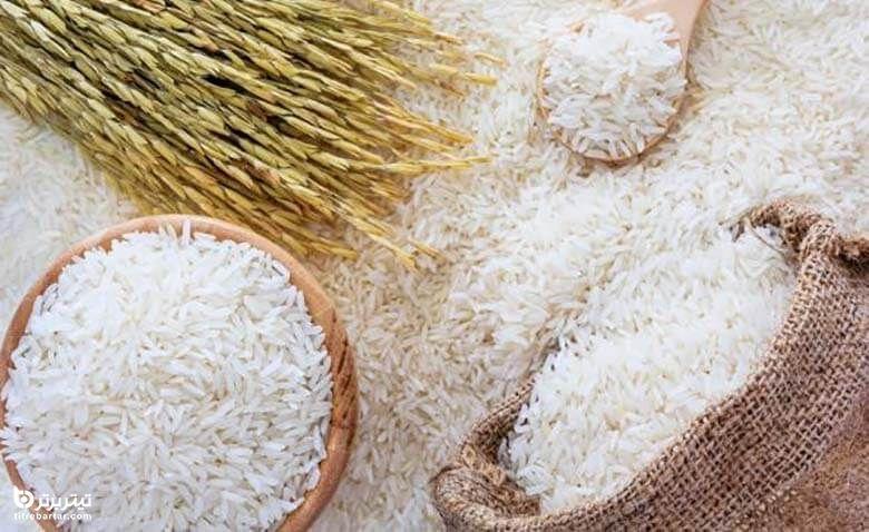 علت اصلی گرانی برنج در شهریور 1400