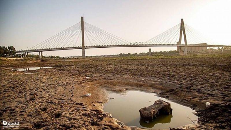 پشت پرده مشکل کم آبی خوزستان