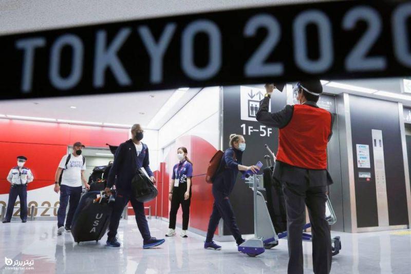 ماجرای تجاوز در ورزشگاه ملی المپیک توکیو 2020