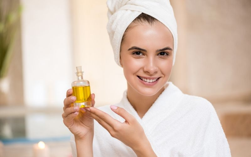 برای بهبود طبیعی پوست: