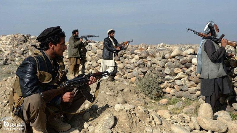 تصاحب نود درصدی افغانستان: