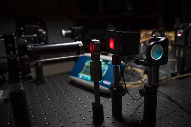 جوش دادن سرامیک با لیزرهای فوق سریع در دمای اتاق