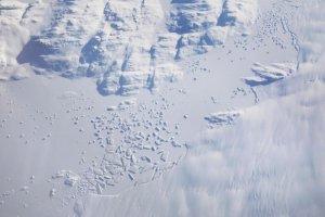گرین لند سرزمین یخ های زیبا