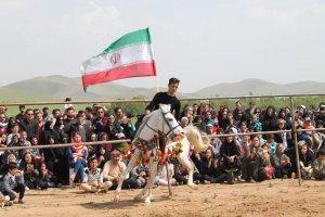 گزارش اختصاصی از سومین جشنواره اسب سواری اصیل کرد در کنگاور