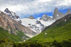 زیبایی های غیرقابل وصف کوه فیتز روی