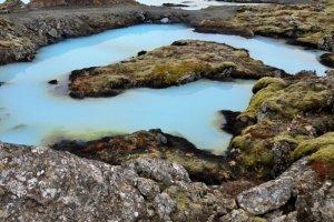 تصاویر زیبا از بلو لاگون (چشمه آبگرم) ایسلند