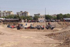 گزارش تصویری مسابقات آفرود کشوری در قزوین