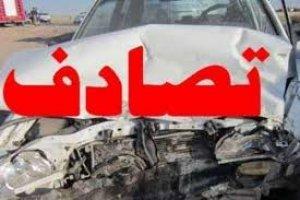 فیلم تصادف وحشتناک در یزد