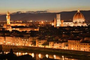 یک روز در فلورانس ایتالیا