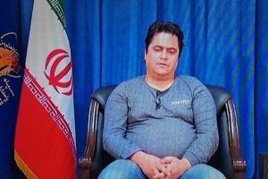 ناگفتههای سردار جعفری درباره نحوه بازداشت روحالله زم+فیلم