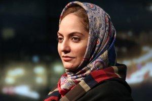 واکنش مهناز افشار به یک توییت درباره زهرا امیرابراهیمی