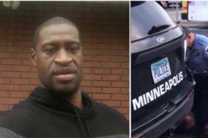 اعتراضات به قتل وحشیانه شهروند سیاهپوست توسط پلیس آمریکا
