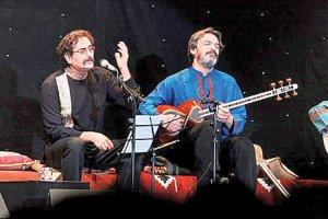 ماجرای تقدیم آلبوم مشترک حسین علیزاده و شهرام ناظری به استاد شجریان