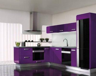 جالب ترین رنگ های آشپزخانه