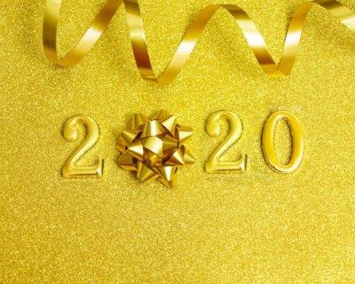 تصاویری جذاب از جشن سال نو میلادی 2020