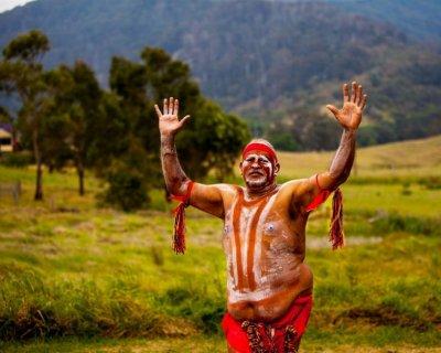 تصاویری از بومیان استرالیا