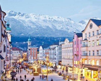 تصاویری از جاذبههای گردشگری اروپا در فصل زمستان