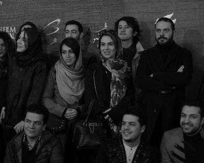 گزارش تصویری حواشی جشنواره فیلم فجر 2