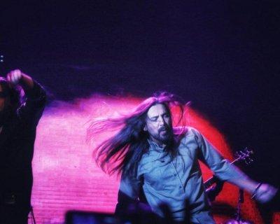 تصاویری از کنسرت امیر عباس گلاب