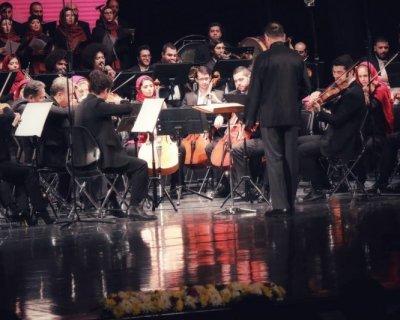 گزارش تصویری اختتامیه جشنواره موسیقی فجر