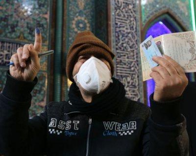 تصاویری از انتخابات مجلس شورای اسلامی
