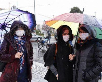 تصاویر مردم تهران در مواجهه با کرونا