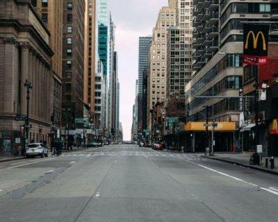 تصاویر قرنطینه در نیویورک