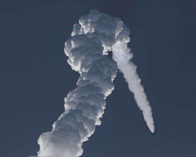 تصاویر دیدنی روز؛ از پرتاب موشک آمریکایی تا نماز عید قربان