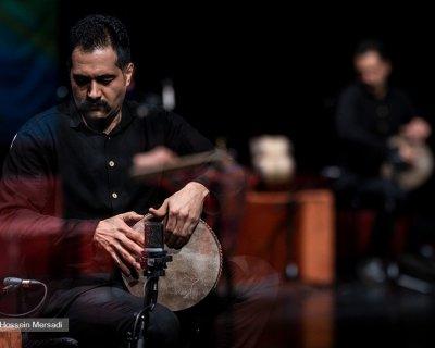 سومین شب از سی و چهارمین جشنواره موسیقی فجر