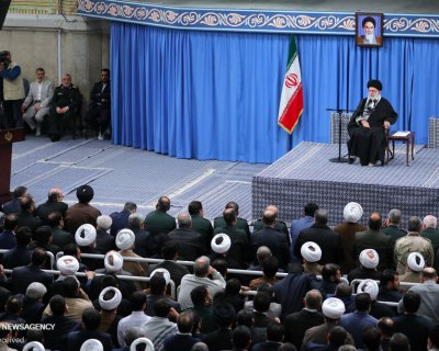 بیعت مردم آذربایجان با رهبری