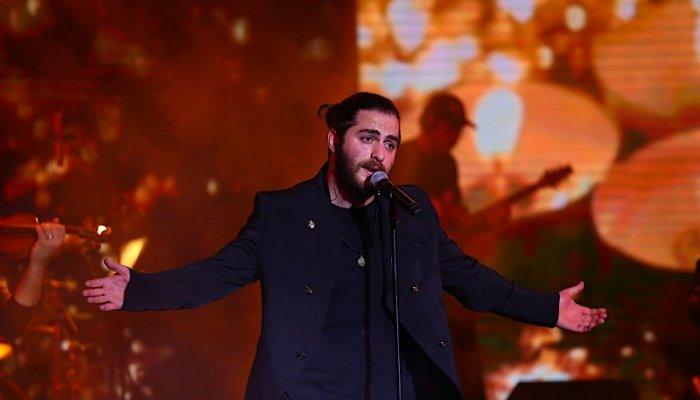 گزارش تصویری کنسرت آرش و مسیح در سومین روز جشنواره موسیقی فجر