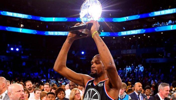 تصاویر زیبای فینال تورنومنت آل استار NBA