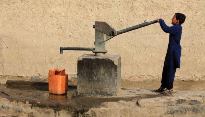 ب مثل بحران آب