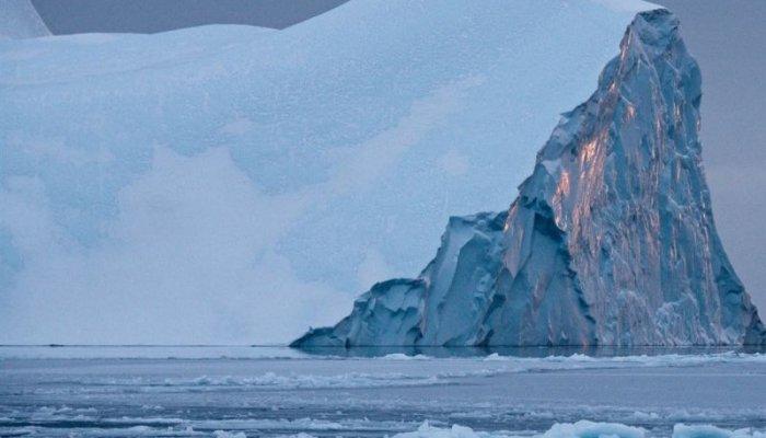 تصاویری زمستانی از جزیره گرینلند