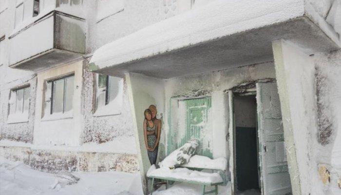 تصاویر دیدنی روز؛ از شهر ارواح تا مسابقات اتومبیلرانی