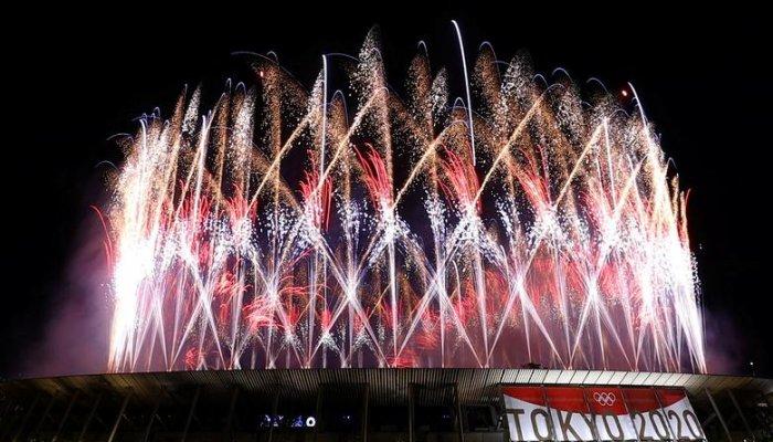 تصاویر افتتاحیه المپیک توکیو 2020