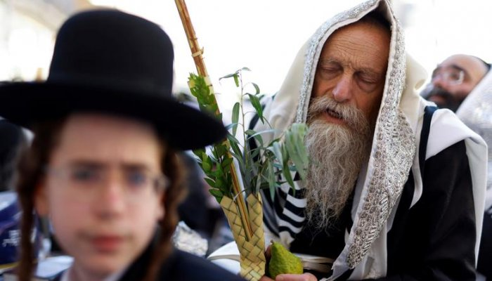 تصاویر جشن سوکوت؛ جشن سایه بان ها/ جشن یهودی ها در سال 2021