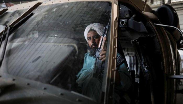 تصاویر | پایگاه هوایی بگرام افغانستان تحت کنترل طالبان