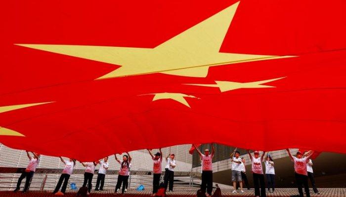 تصاویر بزرگداشت ملی روز چین در سال 2021