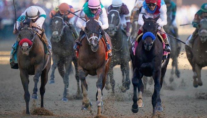 تصاویری از حواشی مسابقه اسب دونی کنتاکی دربی 2021