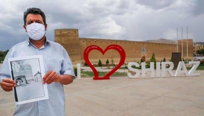 تصاویری از شهر شیراز در گذر زمان