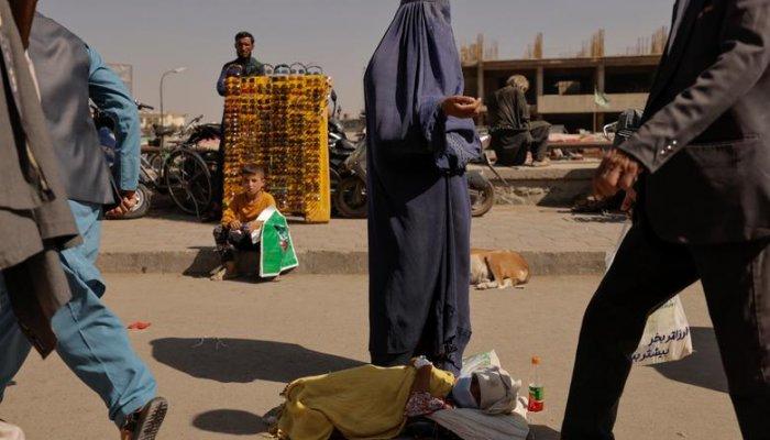 تصاویر زنان افغانستان تحت حاکمیت طالبان