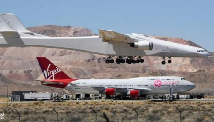 تصاویر دیدنی روز؛ از پرواز بزرگترین هواپیمای جهان تا تورنمنت خونین