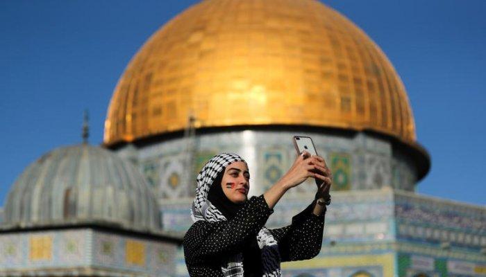 تصاویری از اقامه نماز عید فطر در کشورهای مسلمان