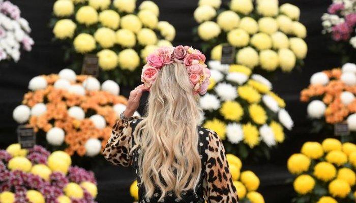 تصاویر برتر از نمایشگاه گل و گیاه چلسی در سپتامبر 2021
