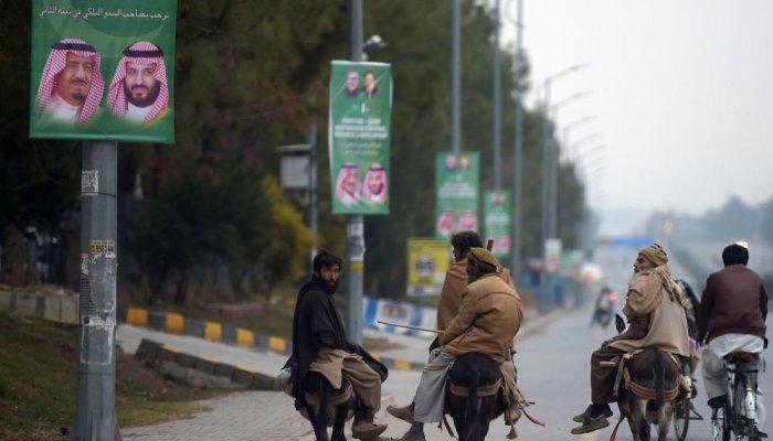 سفر ولیعهد سعودی به پاکستان